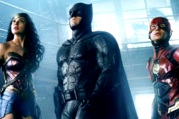 Flash-Batman-Wonder Woman-Justice League-snyder cut