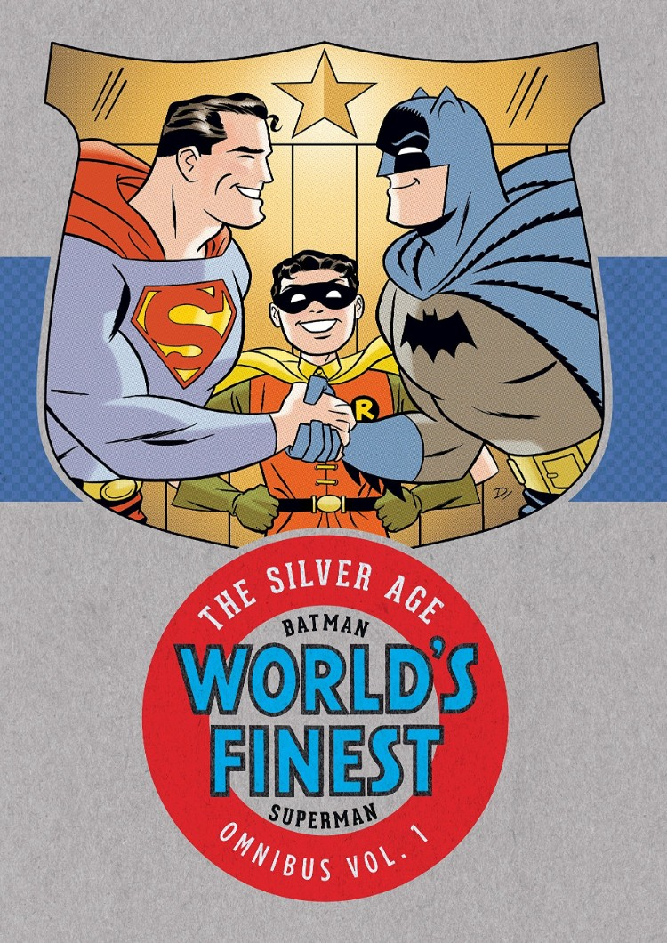 Silver Age Batman and Superman-Worlds Finest