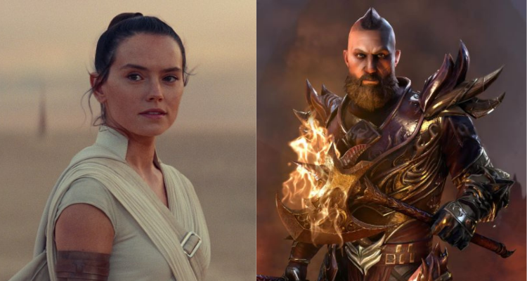 Rey and ESO