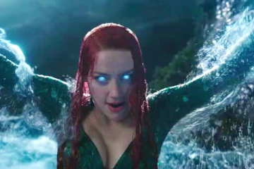 Amber Heard Considered for Mera Solo Series