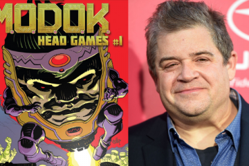 Patton Oswalt Modok