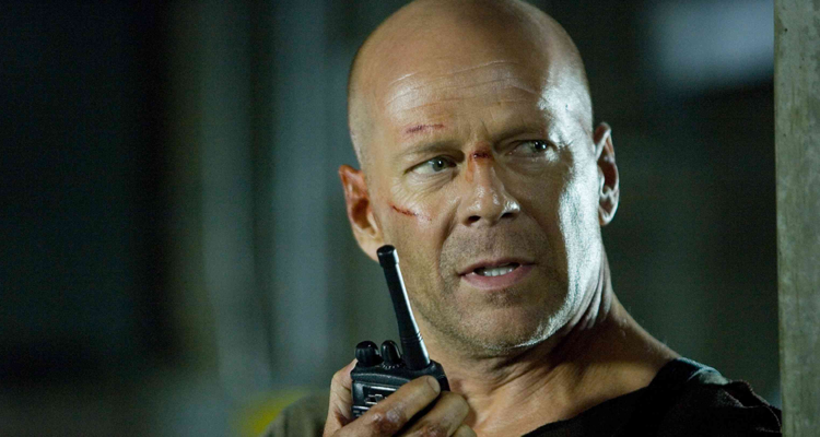 Excluded from a pharmacy without a mask, Bruce Willis' mea culpa