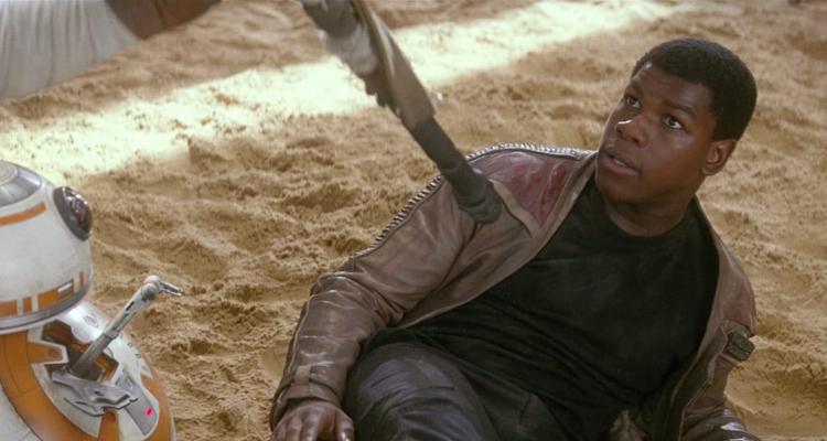 Finn John Boyega
