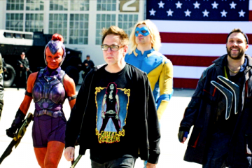 James Gunn and Suicide Squad