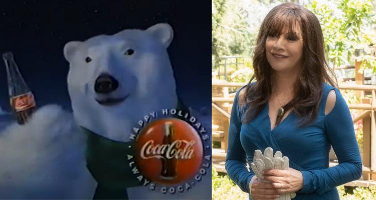 Coca Cola Marina Sirtis